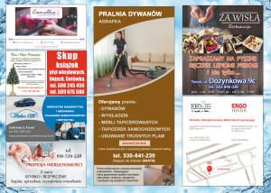 Gazetka Tośka 58 strona1